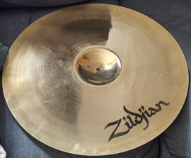 Drums, Percussion, Orff - Zildjian A-Custom Ping Ride 20