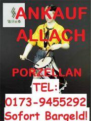 AAA Ankauf Allach Porzellan München