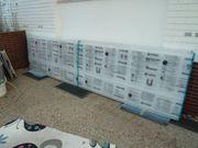 Stegplatten Plexiglasplatten 16 mm Plexiglas