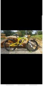 Transition Tr450 downhill bike Fahrrad