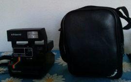 Polaroid 600 Sofortbildkamera mit Tasche: Kleinanzeigen aus Nürnberg St Johannis - Rubrik Digitalkameras, Webcams