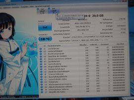 Notebooks, Laptops - Neuwertige Laptop - Festplatte Hitachi IC25N020ATMR04-0