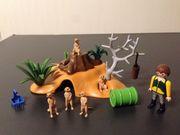 Playmobil Erdmännchen-Kolonie