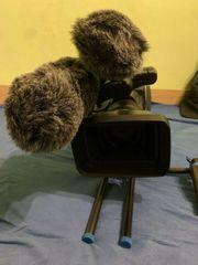 Sony FDR-AX1Videocamera gebraucht in gutem