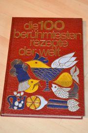 Verkaufe Buch Die 100 berühmtesten