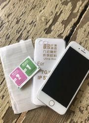 iphone 7 weiß 128 GB