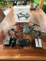 DJI Mavic PRO 4k Kamera-Drohne
