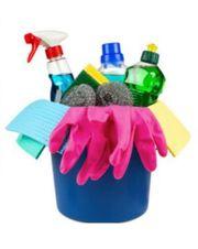 Reinigungsfirma Reinigungskraft