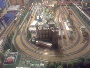 Modeleisenbahn Komplettanlage