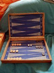 Spielesammelung Backgammen