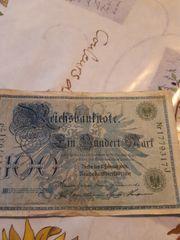 100 Deutsche Mark 1908