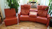 Himola Relax Sofa - Leder