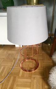 Lampe Trend Kupfer Deko