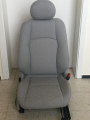 Mercedes C Klasse W203 Fahrersitz