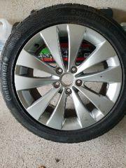 Winterreifen mit Felgen VW Reserverad