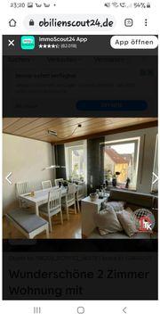 2 Zi Wohnung m Wintergarten