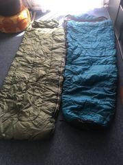Schlafsäcke sehr stabil und dick