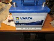 Starterbatterie Autobatterie Batterie Varta NEUTEIL