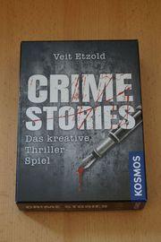 Kosmos Crime Stories Das Veit