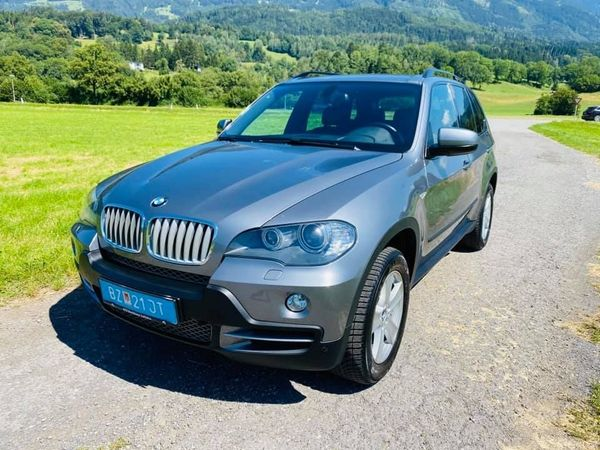BMW X5 3 0d aus