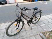Damen Trekking fahrrad 28zoll 45cm