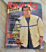 Zeitschrift von 1986 - Spezial burda