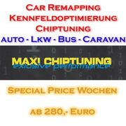 Chiptuning Auto Remapping - BMW VW