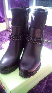 Neue Stiefel Größe 38 hohe