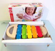 Kinderspielzeug Hape Xylophone Rainbow Regenbogen