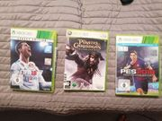 Xbox 360 Xbox360 Spiele