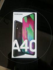 Samsung Galaxy A 40 zu
