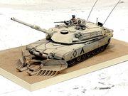 Tamiya 1 35 Panzer Abrams