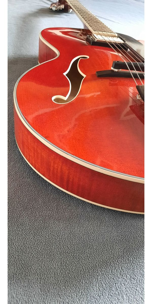 Neue Eastman AR503 (wie Gibson ES 350), Handarbeit