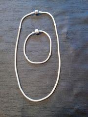 Pandora Halskette und Armband