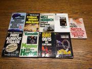 Bücher Goldmann - diverse Romane