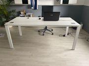 Home Office- Schreibtisch - Büro Stuhl