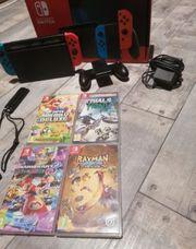 Nintendo Switch 4 Spiele 32