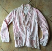 Jacke kurz rosa Größe L