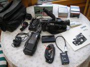 SABA VHS Kamera