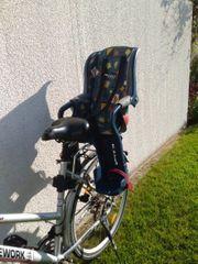 Fahrradsitz Römer mit 2 Halterungen