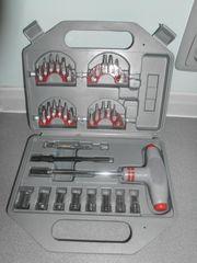 Werkzeug Kleinwerkzeug Nüsse Bits