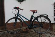 Sehr hochwertiges Damenrad RH 50