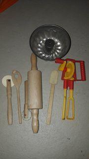 Kinderküchen-Ausstattung