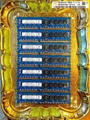 diverse RAM-Module DIMM