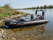 Motorboot - Mission Craft 470