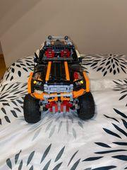 Lego Technik 9398 4x4 Offroader