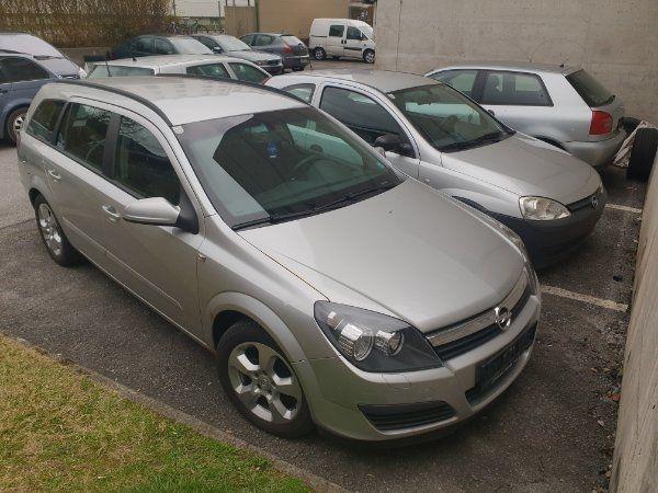 Opel Astra kombi 1 9
