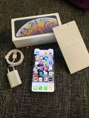 iPhone XS Max Silber 64