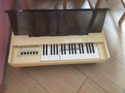 Elektronische tolle Orgel tragbar
