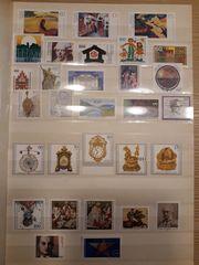 Briefmarken Bund BRD Jahr 1992